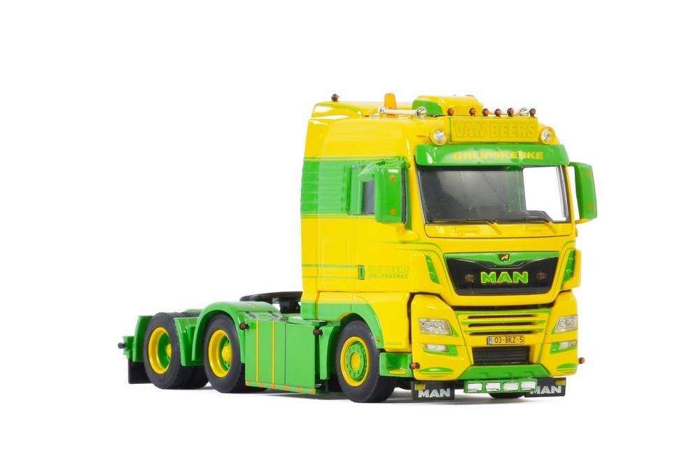 MAN TGX XLX Euro 6C Facelift   Hans van Beers