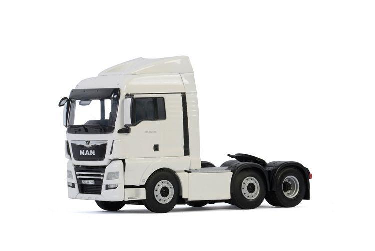 MAN TGX XLX Euro 6C Facelift 4X2 White Line