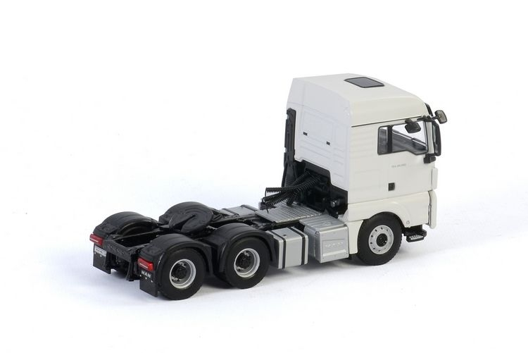 MAN TGX XLX Euro 6C Facelift 6X4 White Line