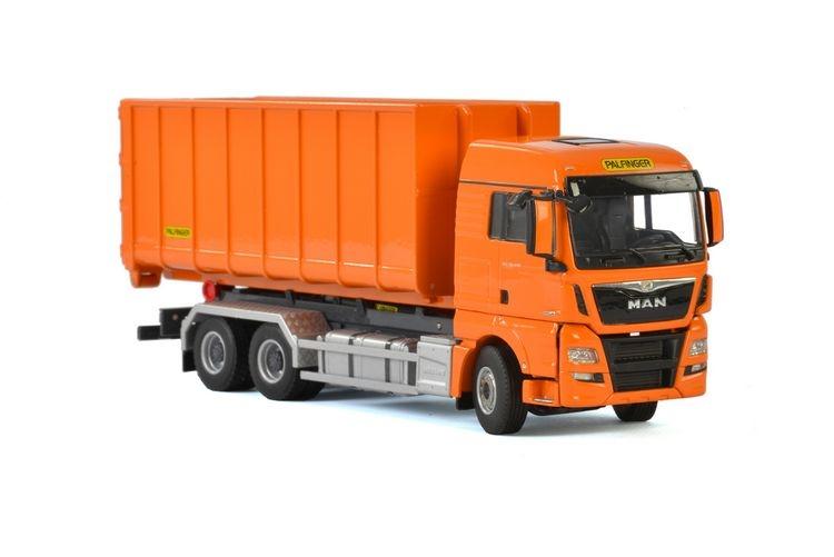 MAN TGX XLX Euro6  Hooklift Container 40M3 Palfinger