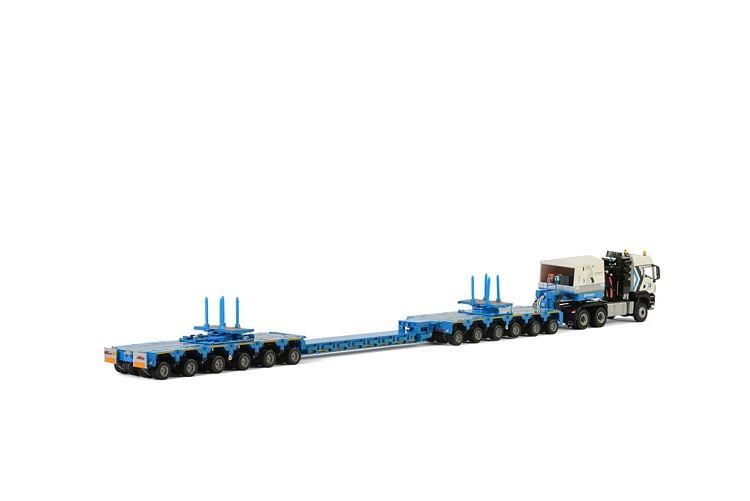 MAN TGX XLX Scheuerle Intercombi Bok Seng Logistics