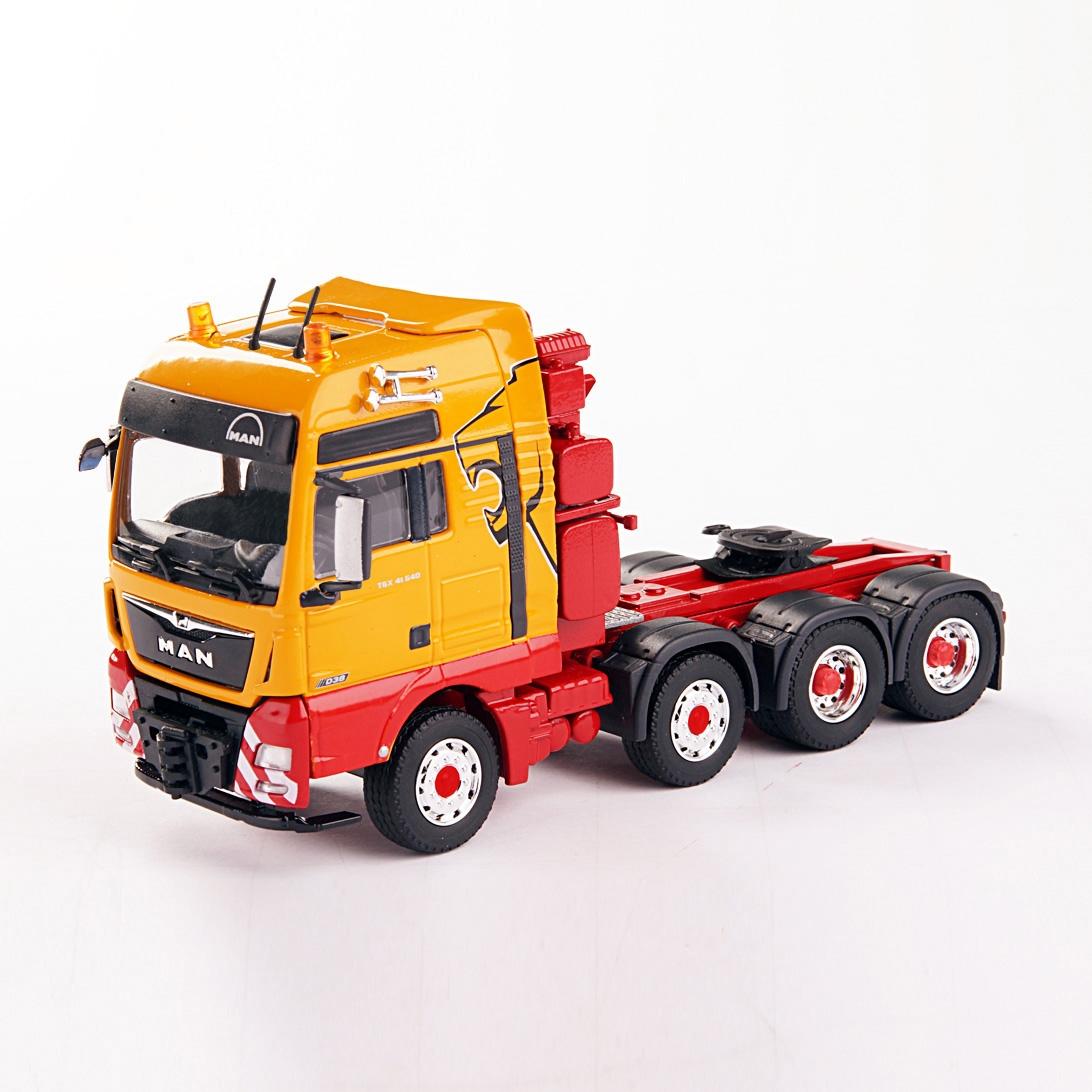 MAN TGX XXL 41.640 Schwerlast-Sattelzugmaschine