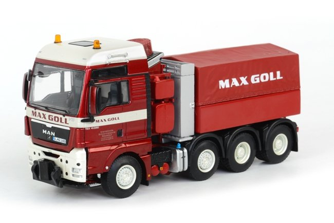 MAN TGX XXL Ballastbox with Cover Max Goll