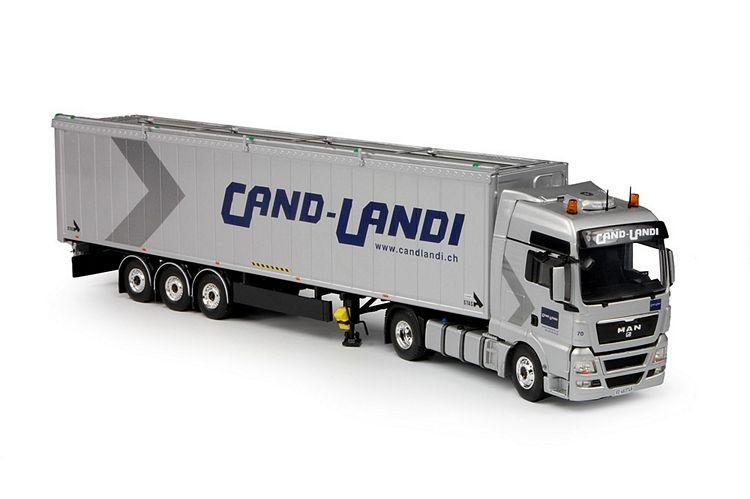 MAN TGX XXL Cargo floor Cand-Landi