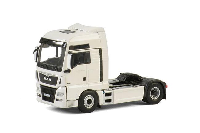 MAN TGX XXL Euro 6 4x2 WSI White line