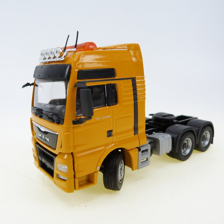 MAN TGX XXL Euro 6 RAL 1007