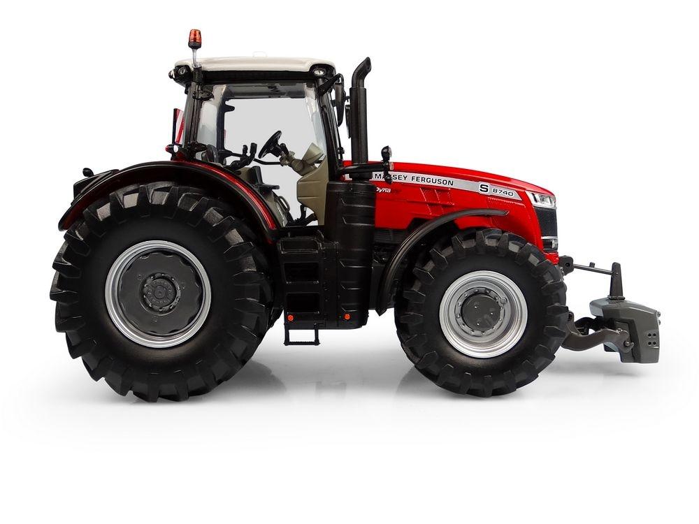 Massey Ferguson 8740S  2019 version