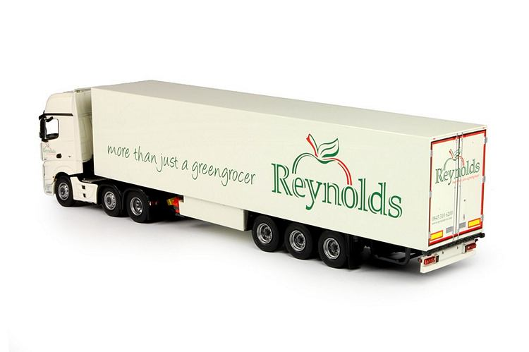 MB Actos Gigaspace Reynolds Catering