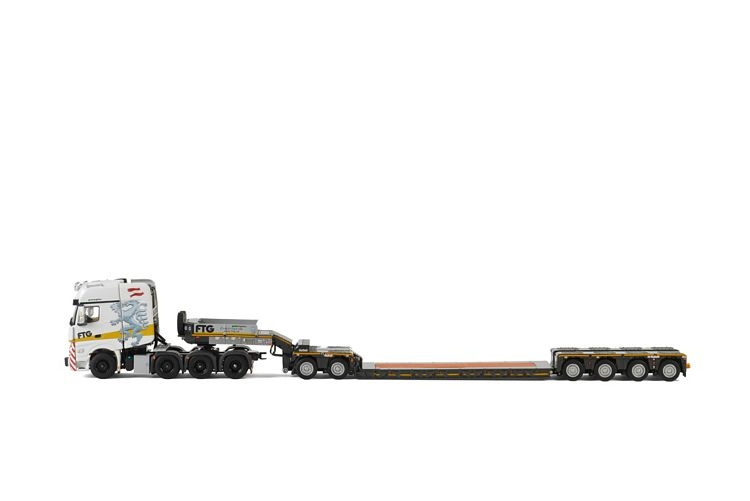 MB Actros Giga Space Nooteboom  EURO PX ICP FTG