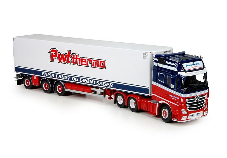 MB Actros Gigaspace Kuehlauflieger Wouters Peter