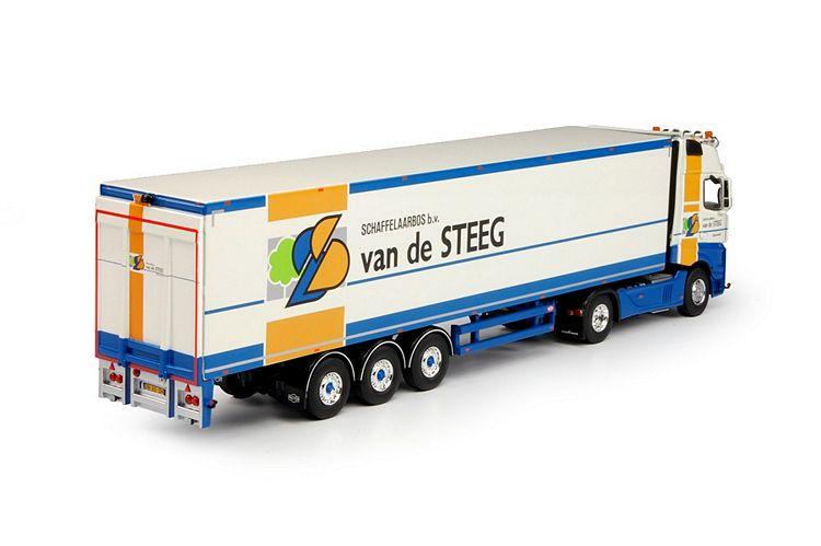 MB Actros Gigaspace  Steeg Van der