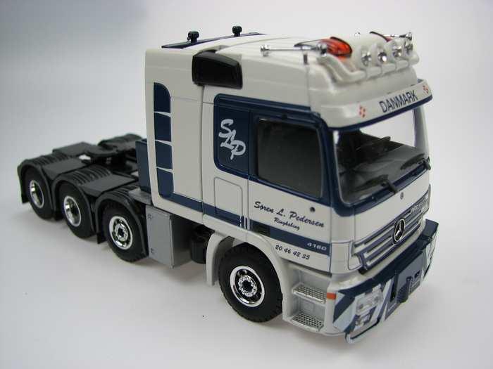 MB Actros LH 8x4 Titan Solomaschine
