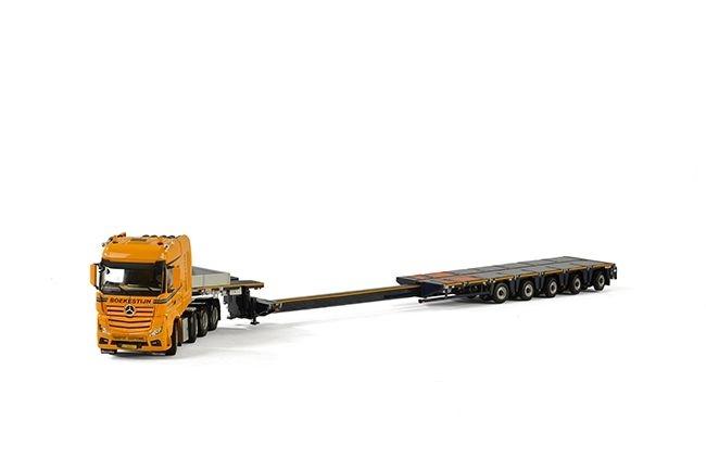 MB Actros MP4 SLT Multi PX Kraanverhuur Boekestijn