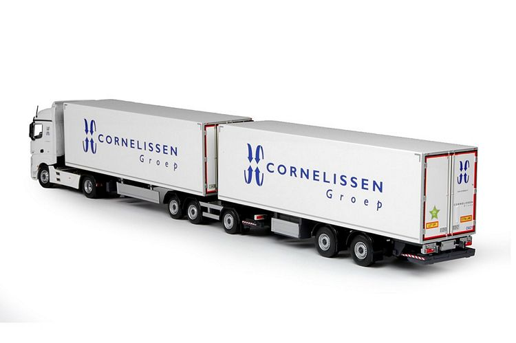MB Actros Streamspace  Cornelissen