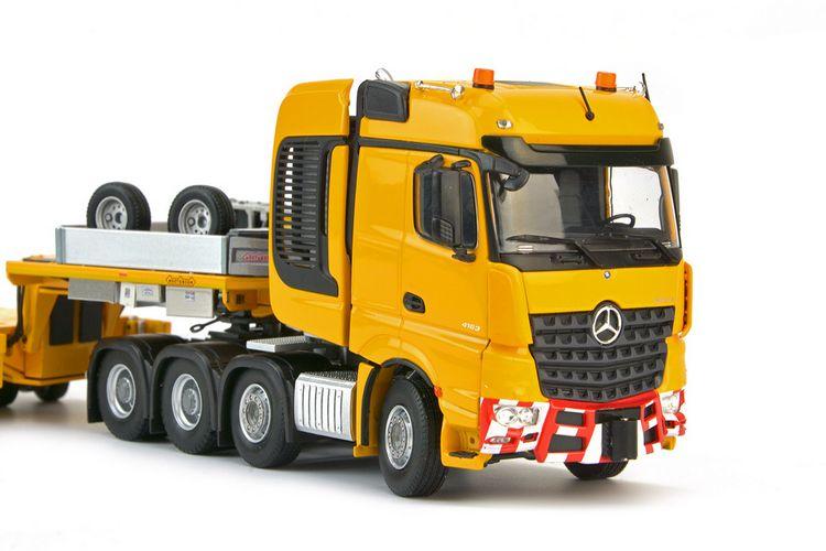 MB Arocs BigSpace MCO PX Yellow series