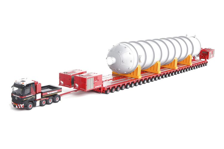MB Arocs Mammoet K25 60 liner