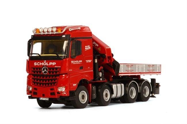 MB Arocs Palfinger 150002 Scholpp