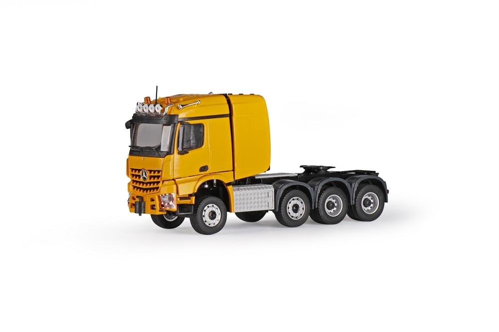 MB Arocs SLT-Schwerlastzugmaschinen gelb