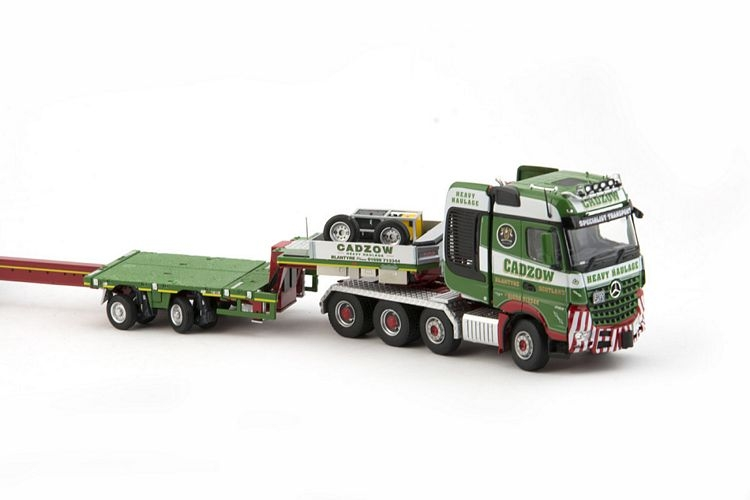 MB Bigspace 8x4 SLT MCO-PX  Cadzow