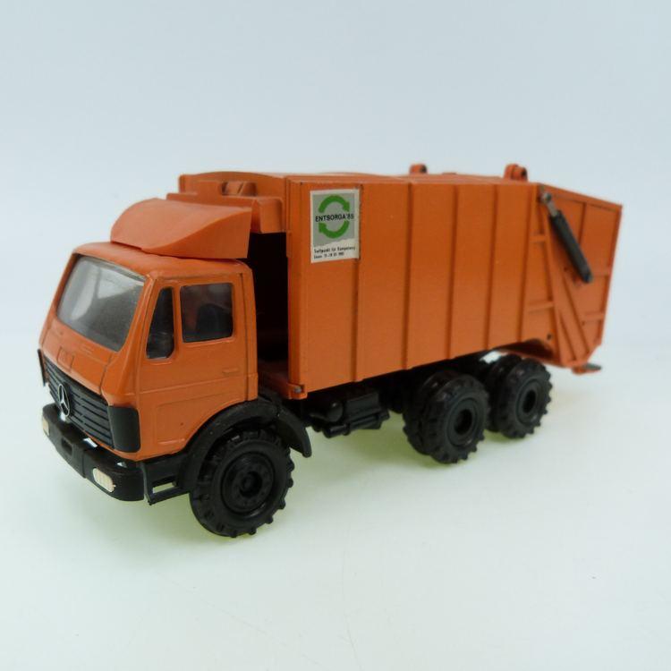 MB Müllwagen  Abfallwirtschaft