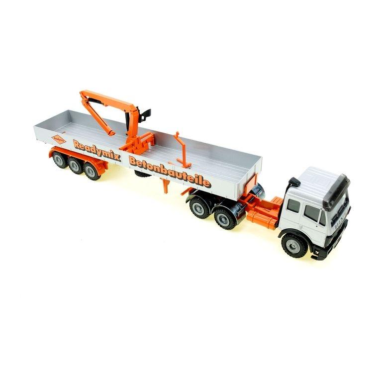 MB Sattelzug Baustoffe Readymix