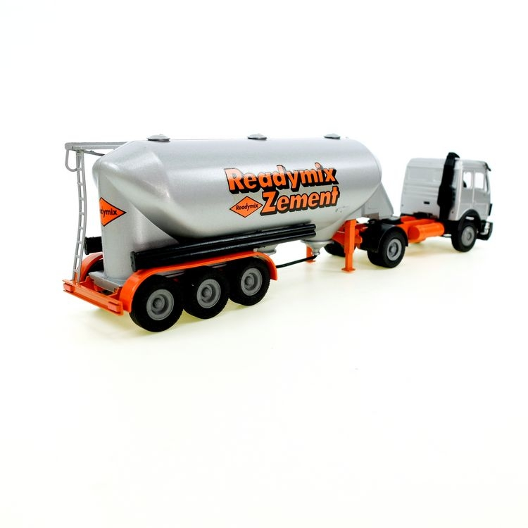 MB Silo Sattelzug Readymix Zement