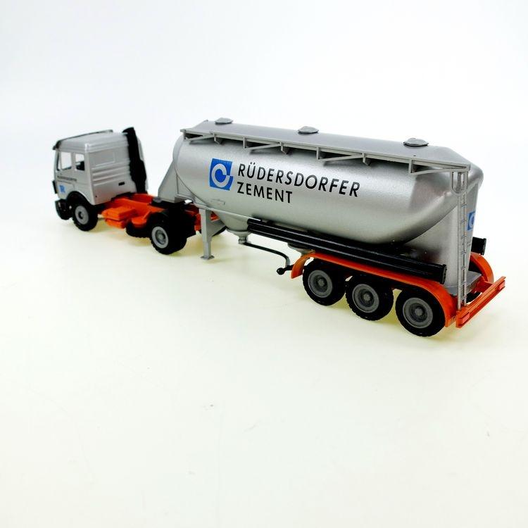 MB Silo Sattelzug Ruedersdorfer Zement
