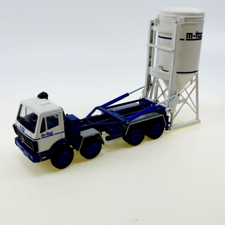 MB Silosteller M-Tec