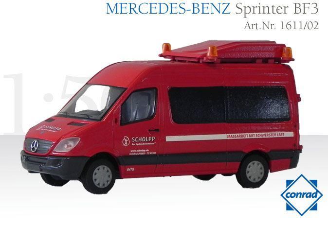 MB Sprinter BF3 SCHOLPP