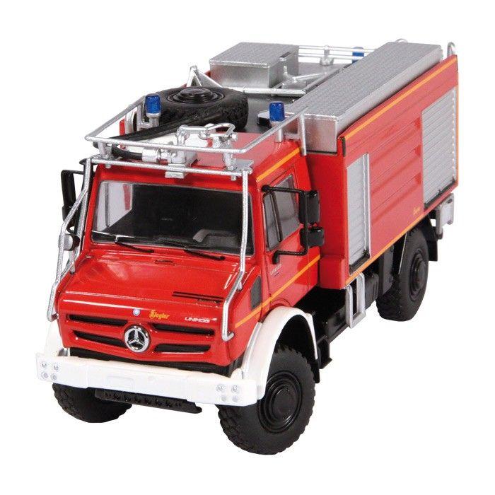 MB Unimog U 5000 Feuerwehr Ziegler