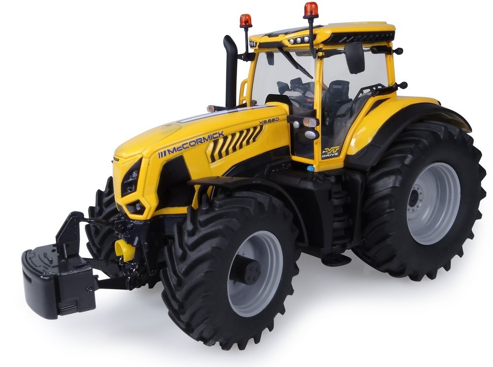 McCormick X8.680 Yellow version
