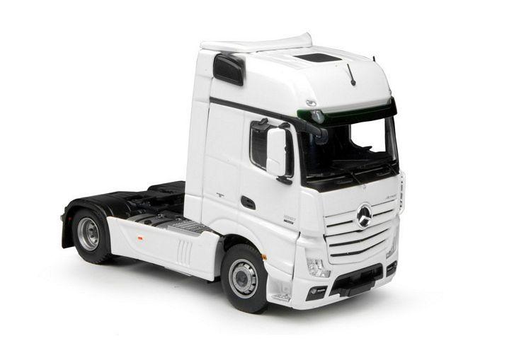 Mercede Benz Gigaspace 4x2 Tekno Basi