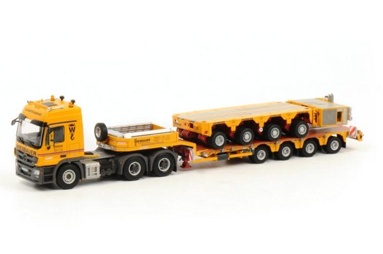 AWM LKW MB Actros 11 Giga WKHZ Schöni Logistik Suisse Italia 80
