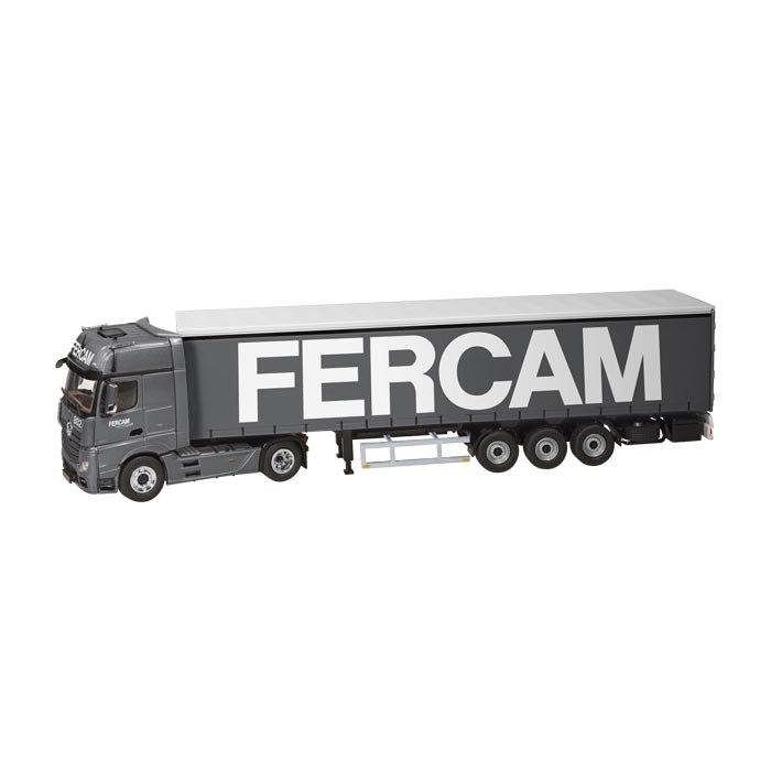 Mercedes Benz Actros FH 25  Fercam