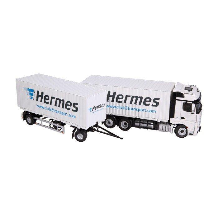 Mercedes Benz Actros FH25 6x2 Hängerzug HERMES