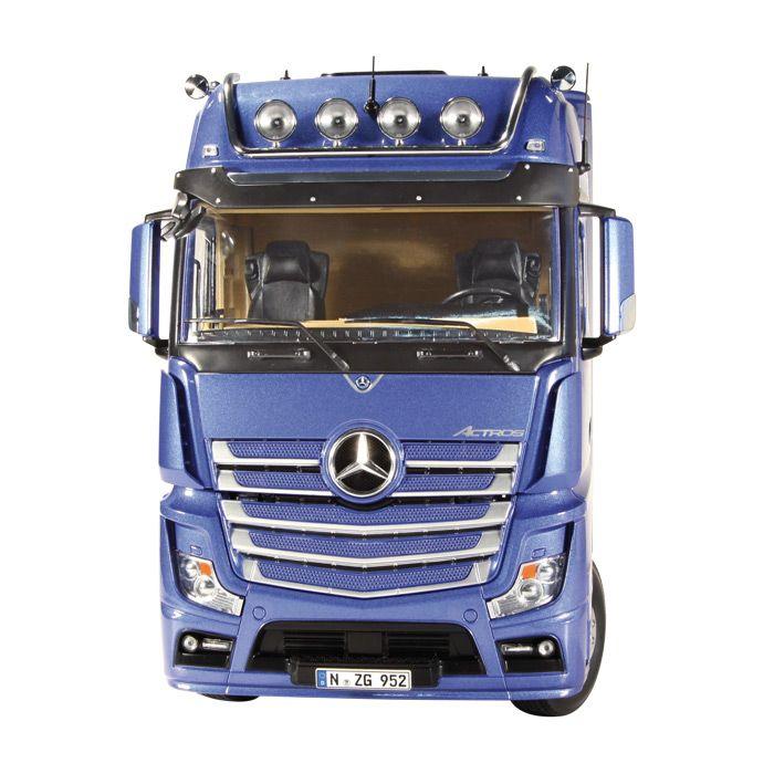 Mercedes Benz Actros FH25 GigaSpace Metallic-Blau 1-18
