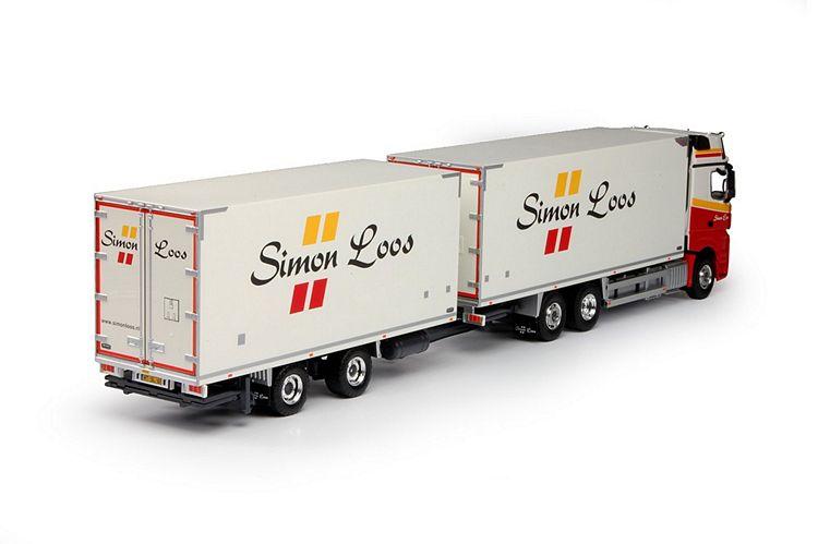 Mercedes Benz Actros Gigaspace Loos Simon
