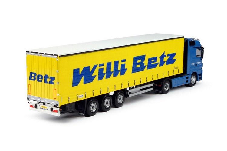 Mercedes Benz Actros LH Megaspace  Betz Willi