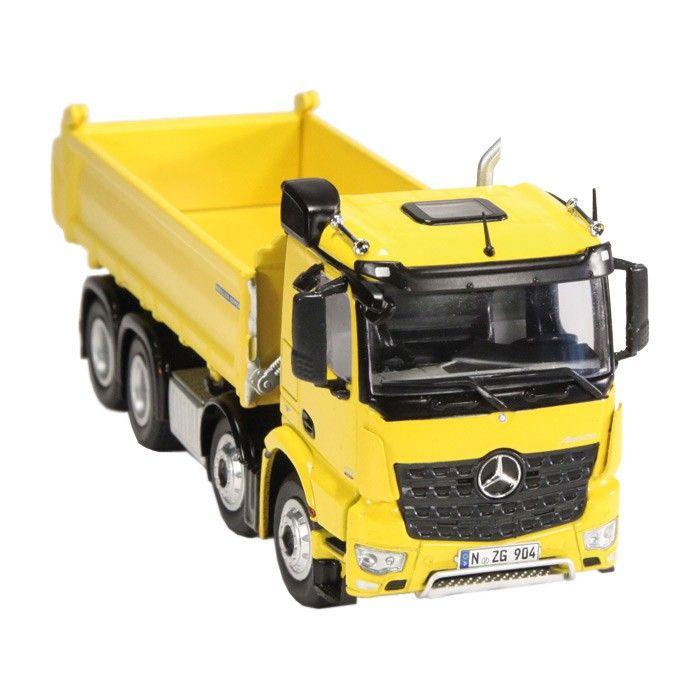 Mercedes Benz Arocs 8x4 Meiller Kipper gelb