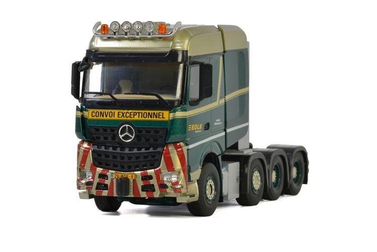 Mercedes Benz Arocs Big Space SLT Bolk Transport