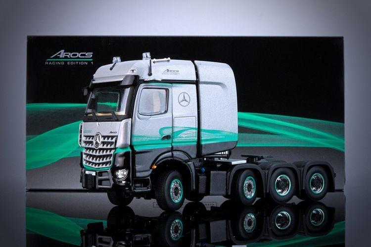 Mercedes Benz Arocs STL 8x4 Racing Edition 1