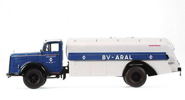 "Mercedes L6600 ""ARAL"" Tankwagen"