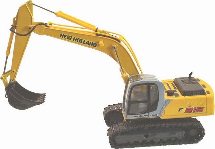New Holland Kobelco E215