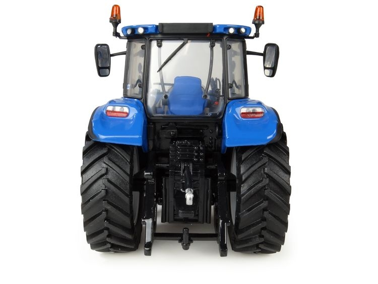 New Holland T5.120  frontloader