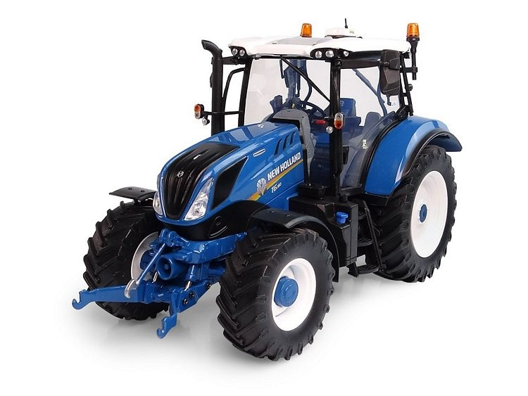 New Holland T6 180 Heritage Blue Edition