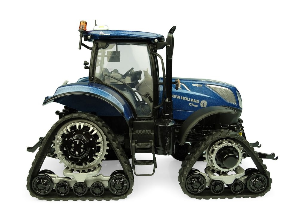 New Holland T7.225 Blue Power  tracks