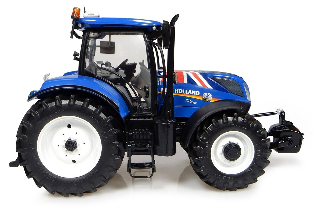 New Holland T7.225 union Jack Edition