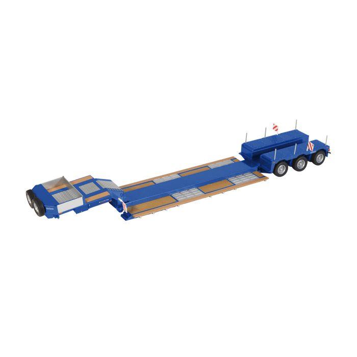 Nooteboom 3 A Tieflader PendelX blau