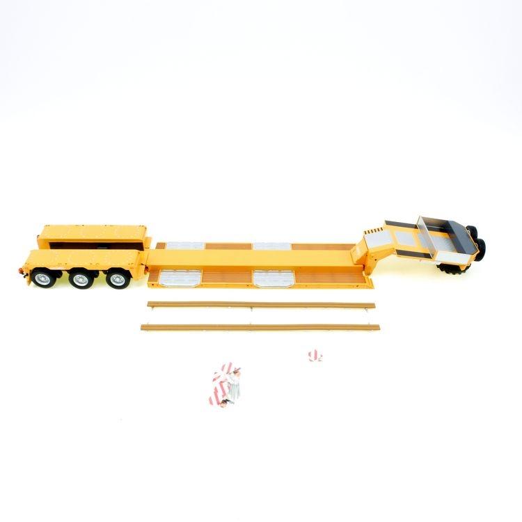 Nooteboom 3 A Tieflader PendelX gelb