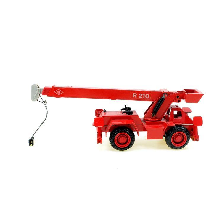 O&K cherry picker crane R 210
